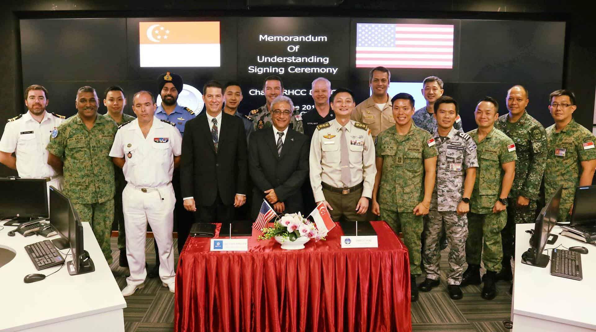 Changi-RHCC PDC MOU Signing